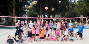 Arcade Pollux volleybal - Arcade Bouw Consult
