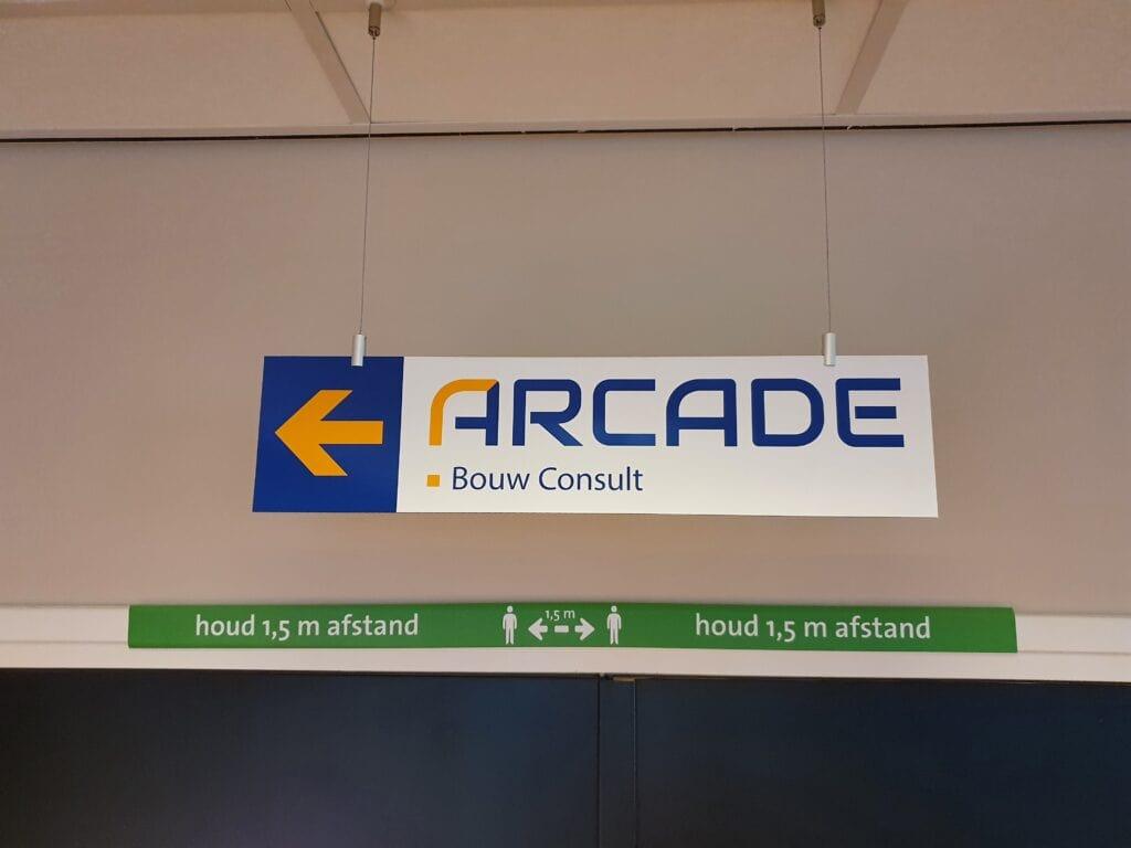 Onze huisstijl is veranderd - Arcade Bouw Consult
