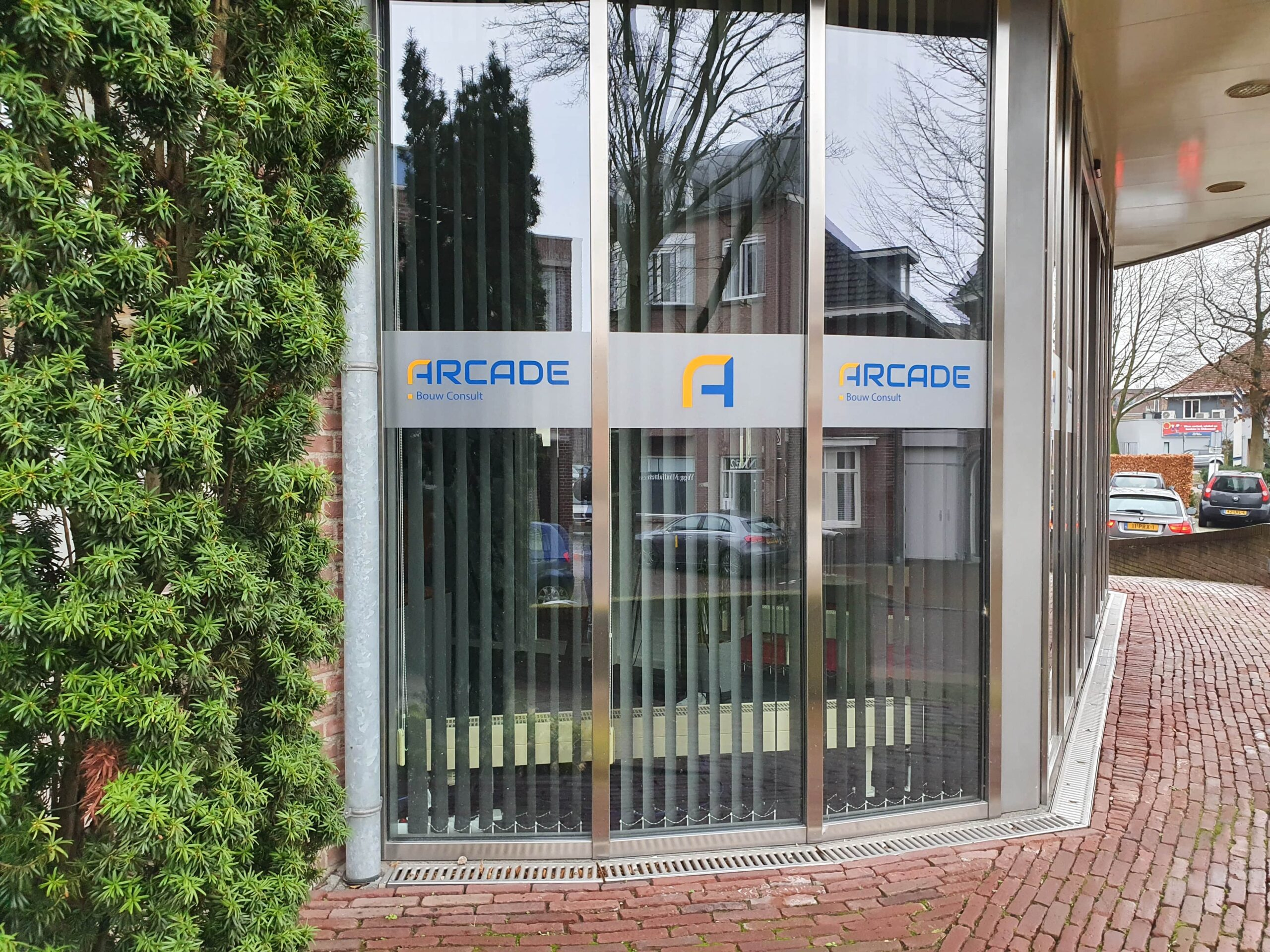 Over ons pand - Arcade Bouw Consult