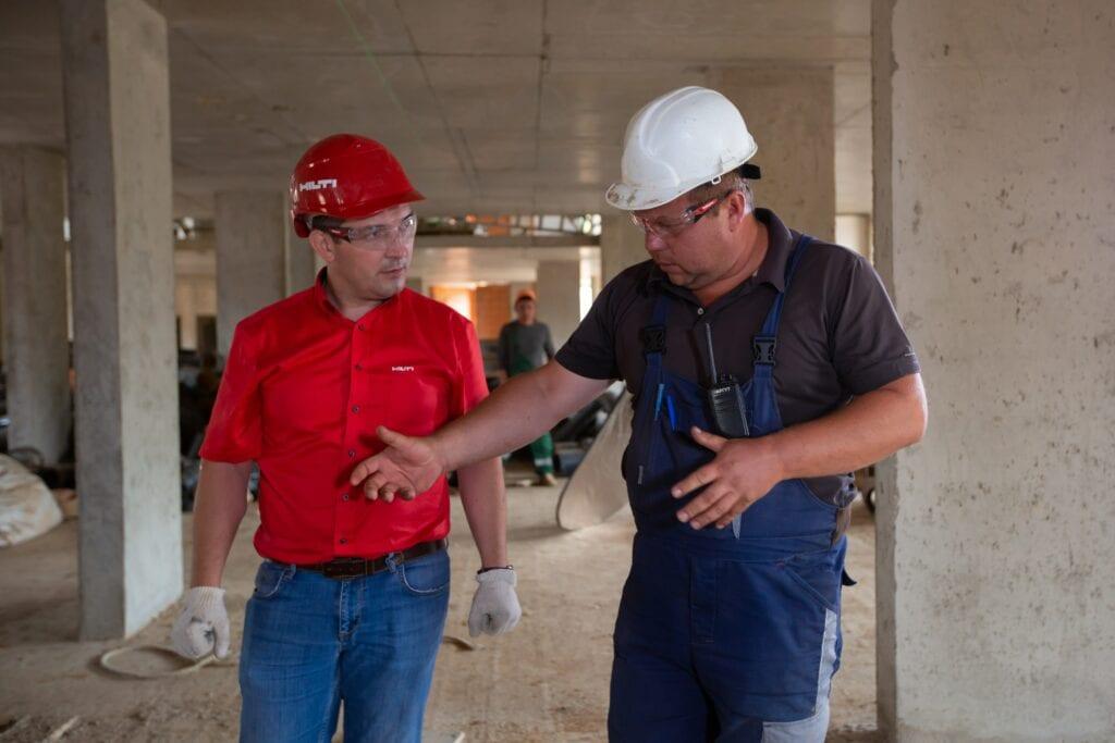 Projectmanagement in de bouwsector - Arcade Bouw Consult