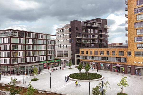 Roombeek Enschede - Arcade Bouw Consult