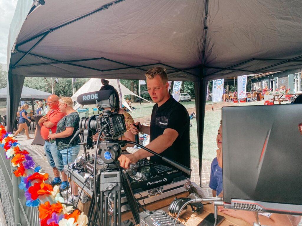 King of The Beach 2021 DJ Lufire - Arcade Bouw Consult